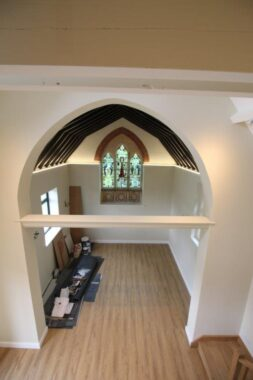 Bagshot Chapel, Stype (16)