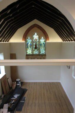 Bagshot Chapel, Stype (30)